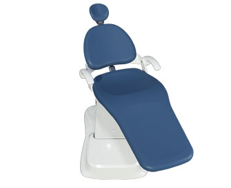 60 Degrees Seat Rotation, Chair Safety Switch