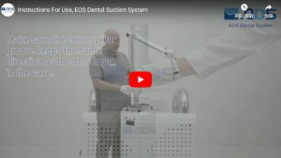 Instructions For Use, EOS Dental Suction System